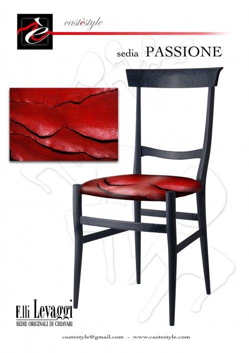 """Chiavarina Levaggi """"Passione"""" di M.Manco n.98 -Catalogo Mobili d'Arte Castèstyle"""