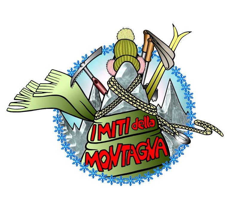 I Miti della Montagna con M.Bongiorno grafica di Lucchesi