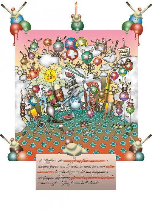 Graphic Novel Il Corriere del Birichino