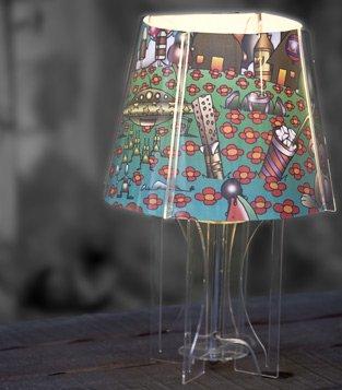 Lampada Birichina Lucchesi