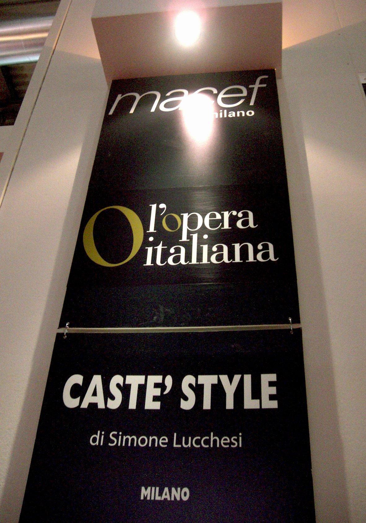 Banner Macef 2017 Castèstyle