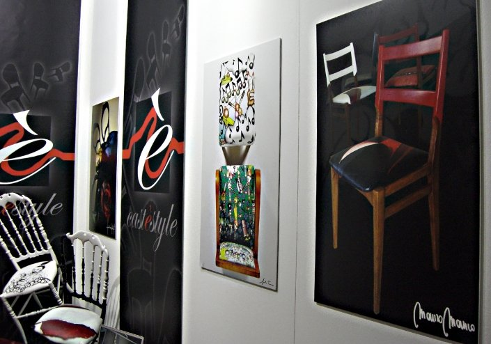 Stand Castèstyle - Macef - Fiera Milano Rho