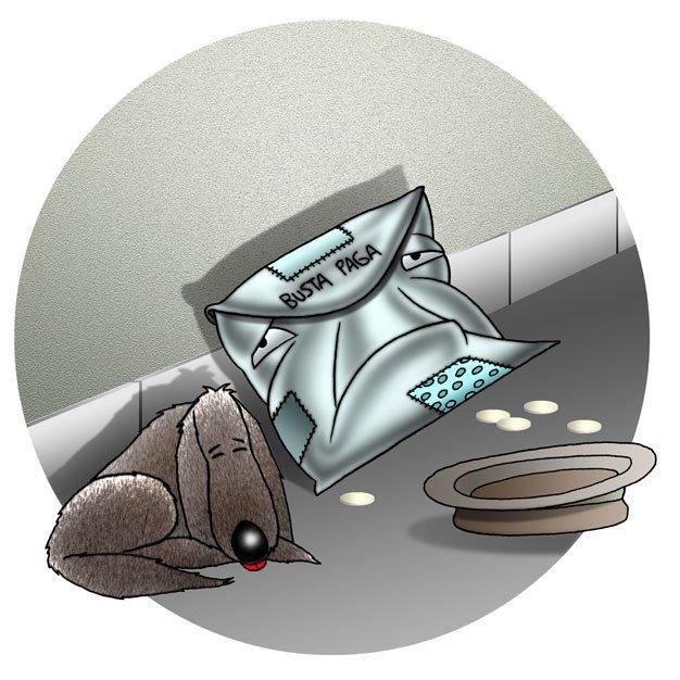Vignette Ironiche - Busta Paga