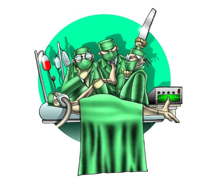 Operazione Chirurgica di S.Lucchesi