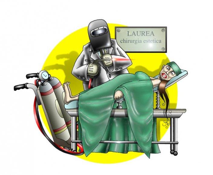 La Chirurgia estetica vista da Lucchesi