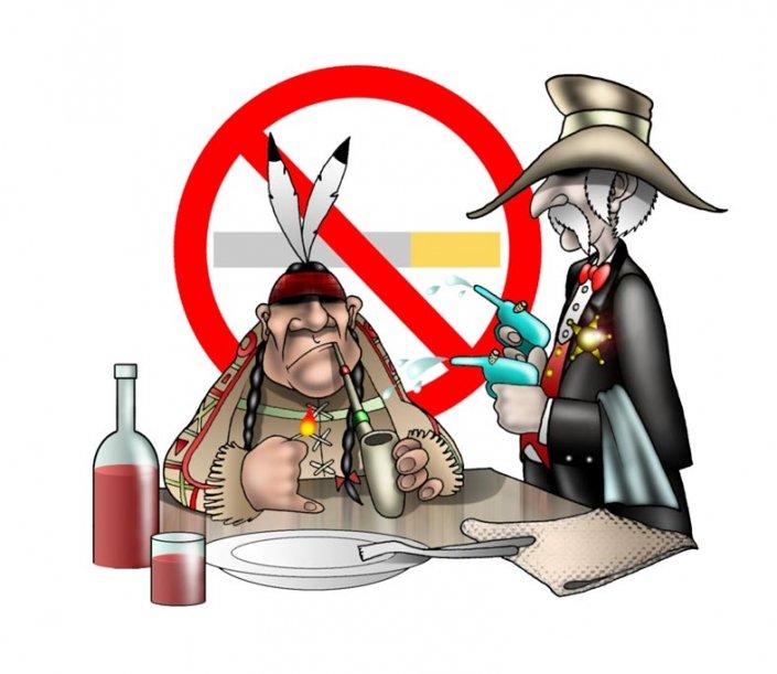 Vignette Divertenti - No Smoking